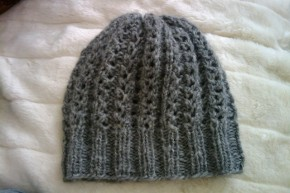 Reversible hat på bestilling...