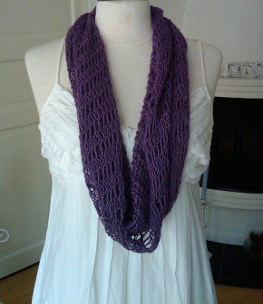 Airy Summer Cowl